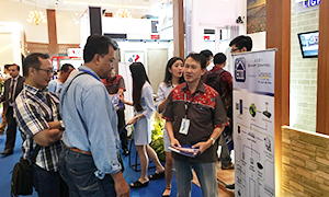 ECO1 Smart made its debut as part of the Mega Build Indonesia Exhibition. In partnership with Sinorie Lighting, ECO1 has reached over ten-thousand visitors at i