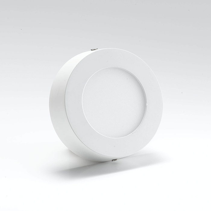 Suface Mount Round Panel Light