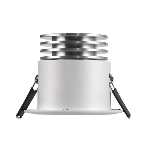 7W Cob LED 7SLT Standard Mini RecessedLED Puck Light