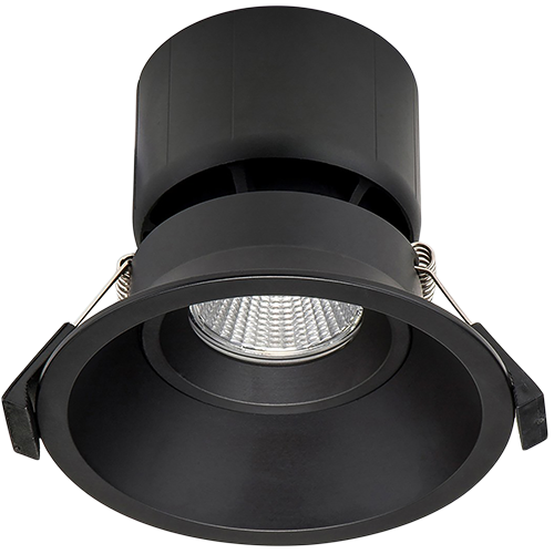 DL25B 12W COB Fixed LED Downlights