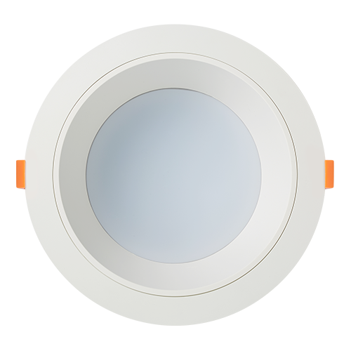 DL107-6 25W Fixed SMD LED Downlights