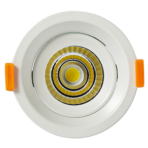 DL103-4 20W fire rated downlight