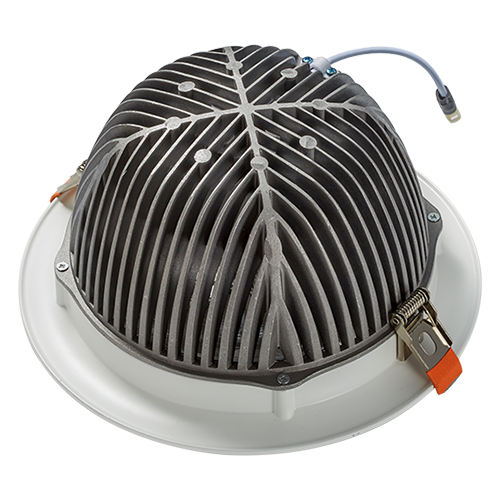 DL104-6 30W COB Fixed LED Downlights