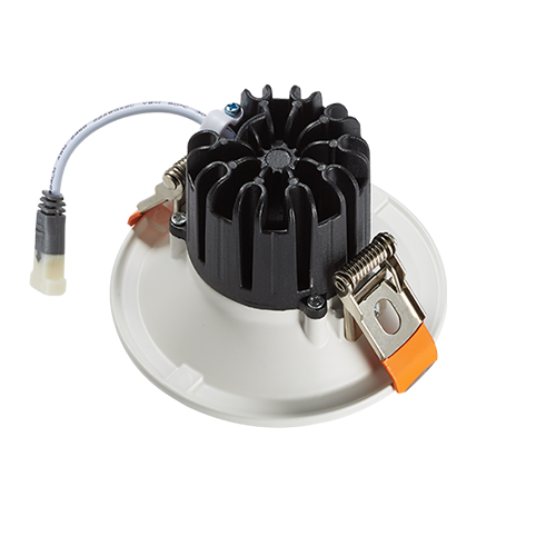 DL102-3 10W COB Fixed LED Downlights