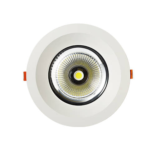 DL102-3 10W COB Fixed LED Downlights