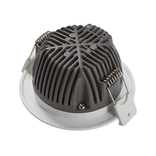 DL105-2.5 8W fire rated downlight