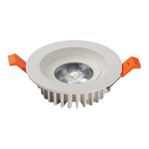 DL106-3 12W COB Fixed LED Downlights