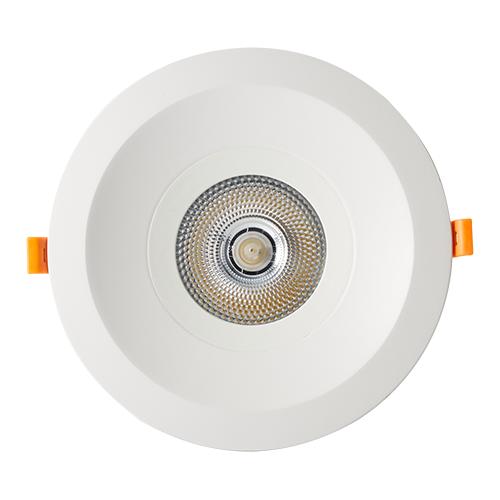 DL106-8 30W  COB Fixed LED Downlights