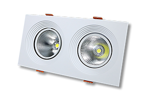 LED Grille Downlights