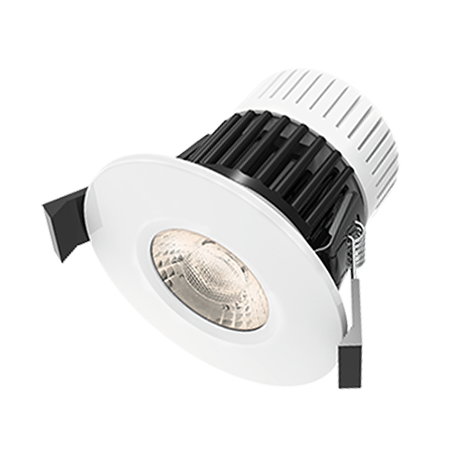 DL98C 8W fire rated downlight