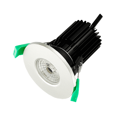 HV DOB DL58   8W dimmable fire rated downlight