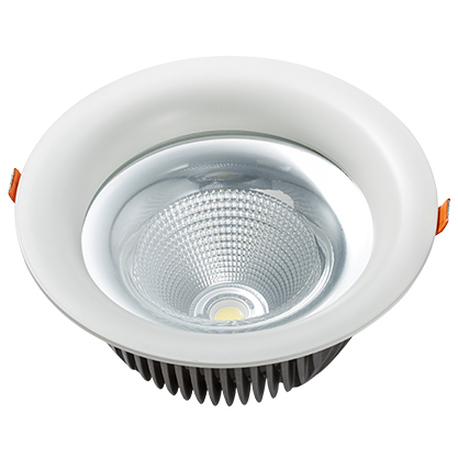 DL104-8 50W COB Fixed LED Downlights