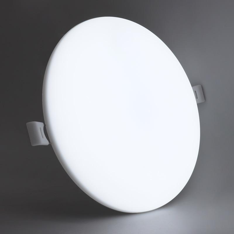 DL117-8 30W LED panel light no frame design trimless frameless