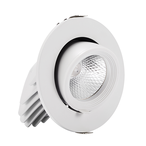 15w adjustable Angle Nick lamp downlight can be embedded