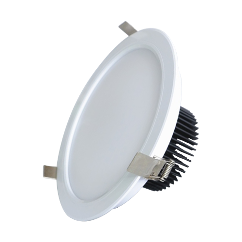 50W recessed LED downlight can replace 120W traditional downlight