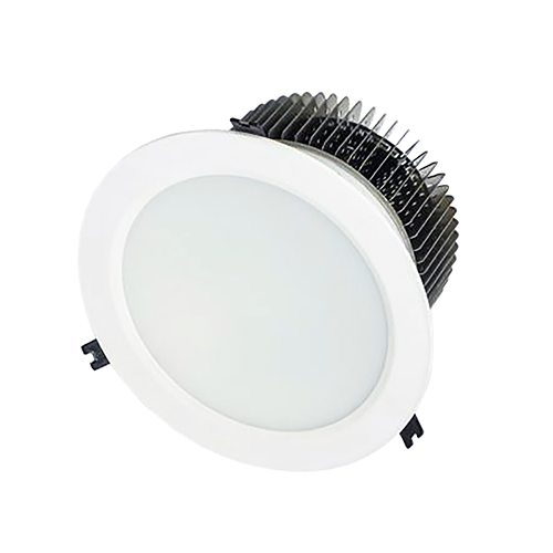 100W recessed LED downlight can replace 180W traditional downlight