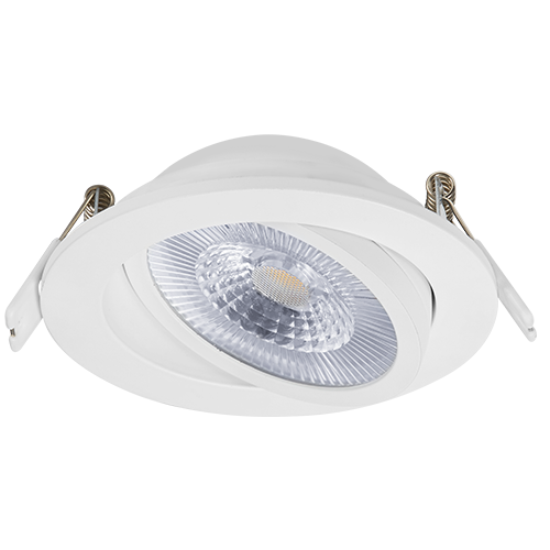 DL127COB -10 Adjustable Fire-Rated Downlight 10W Dimmable 3000/4000/5000K