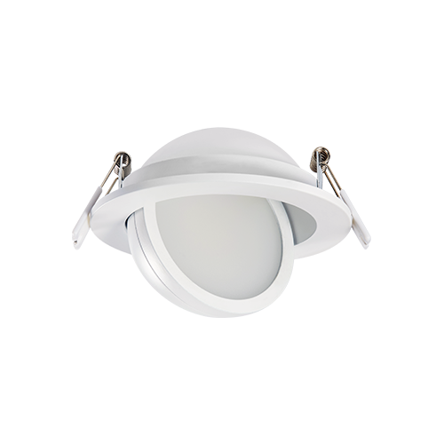 Aone-LED DL127-5   Dimmable SMD LED Downlight Recessed Ceiling Lamp 10W/7W/5W Warm/Cold White LED Spot Light AC110V 220V Home Decoration