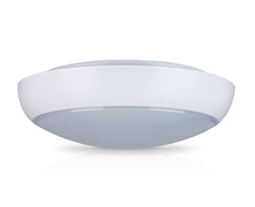 WPCL 330 20W Natural White LED Oyster Ceiling lamp 330mm