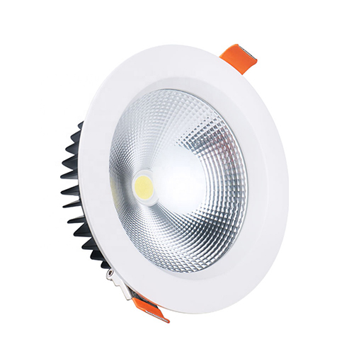 DL133-4 12W 20W 25W 40W Embedded CRI90 Dimmable Anti-Glare LEDIP65 Waterproof Downlight Suitable for Residential Hotel Downlights