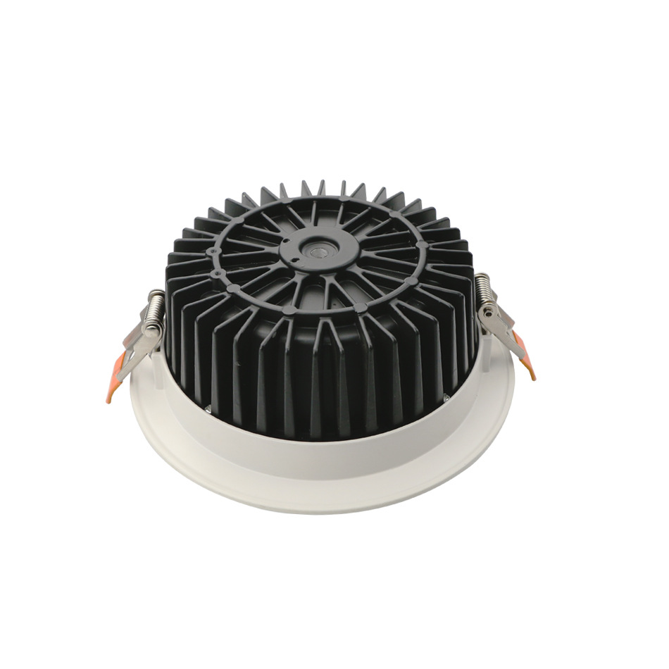 DL133-6 12W 20W 25W 40W Embedded CRI90 Dimmable Anti-Glare LEDIP65 Waterproof Downlight Suitable for Residential Hotel Downlights