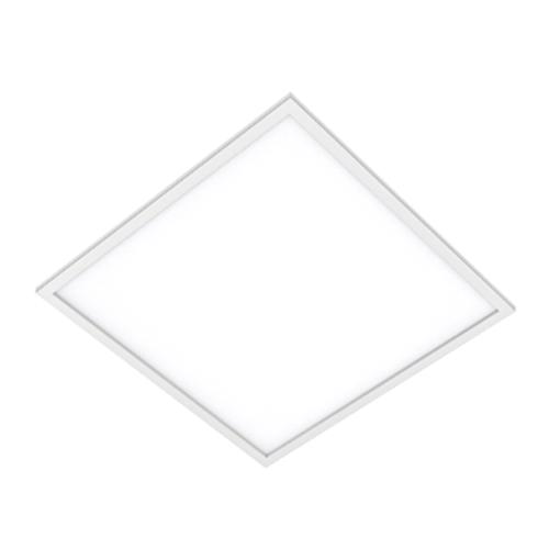 PL620x620 30W PMMA light guide material flat light fixture