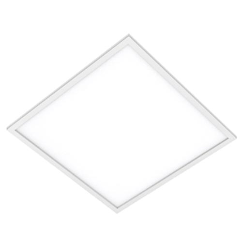 PL620x620 40W PMMA light guide material flat light fixture