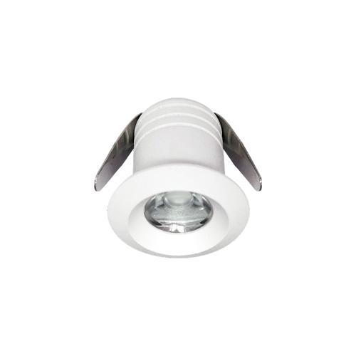 3022 LED wine cabinet light ceiling light cabinet light showcase light LED small spotlight mini 1W opening 25mm