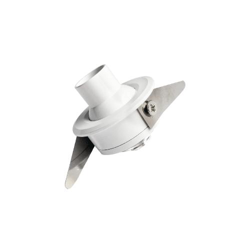 3030 1W mini stretchable LED spotlights embedded ceiling light adjustable angle background wall rotating spotlights high display fingerlights