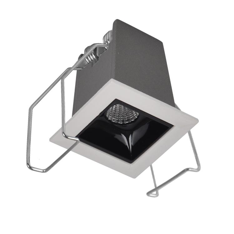 DL130-1 Embedded linear downlight 2W