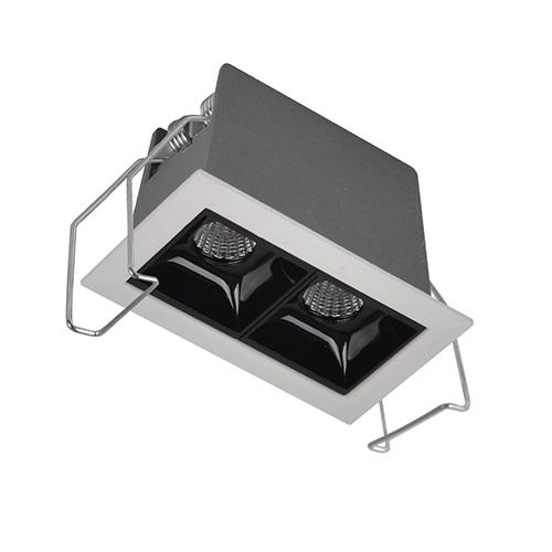DL130-2 Embedded linear downlight 4W