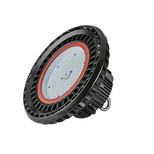LED high bay light 100W 150W 200W aluminum shell round high bay light