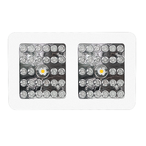 600W LED Grow Light 3rd Generation Series Full Spectrum Plant Light with ON/Off Switch and Daisy Chain for Indoor.